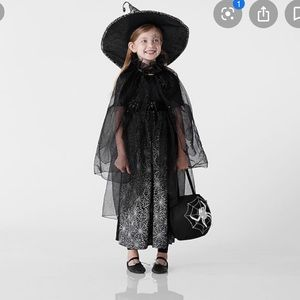 Pottery Barn Glow in the Dark Witch Costume